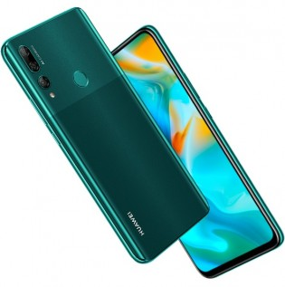 Huawei Y9 Prime (2019) in Emerald Green color