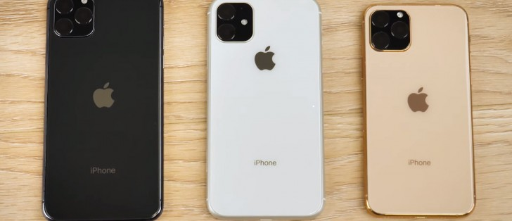 Case maker confirms iPhone 11 name, the iPhone 11 Pro won't be the biggest, however