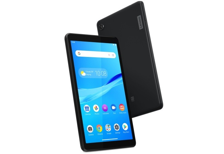 Lenovo introduces Tab M7 and Tab M8 entry-level tablets
