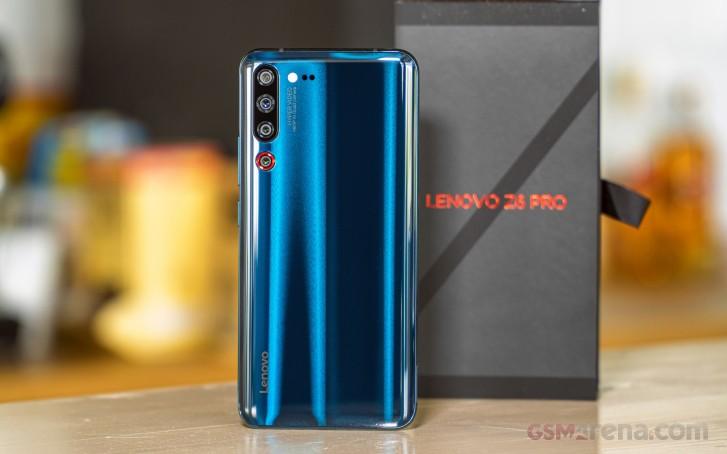 Lenovo Z6 Pro in for review