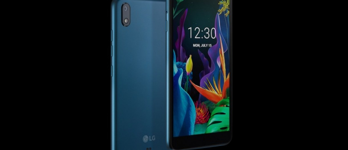 LG K20 with Android Go makes its way to Europe - GSMArena com news