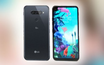 LG Q70 is the company's first phone with Hole-In-Display