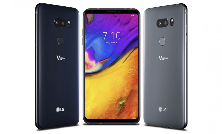 LG V35 ThinQ is now just $399.99