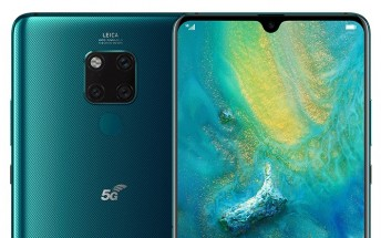 Huawei Mate 20 X (5G) gets over a million reservations in China