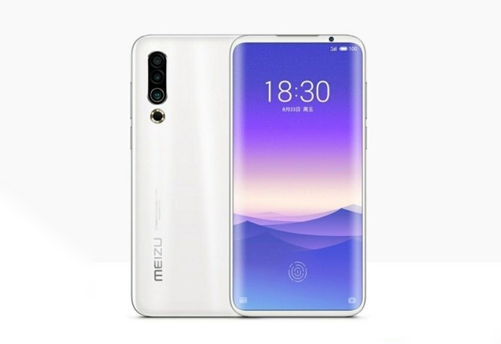 Meizu 16s Pro appears on AnTuTu boasting Snapdragon 855+ and 6GB RAM