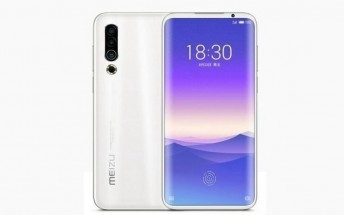 Meizu 16s Pro launch date revealed