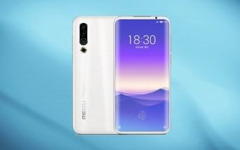 Meizu 16s Pro spec leak reveals 90Hz display and Snapdragon 855+ SoC