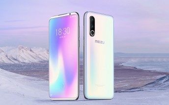 Meizu 16s Pro goes official with triple camera setup, Snapdragon 855+ and Flyme 8 OS