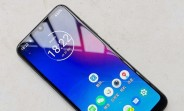 Motorola Moto E6 Plus live images surface
