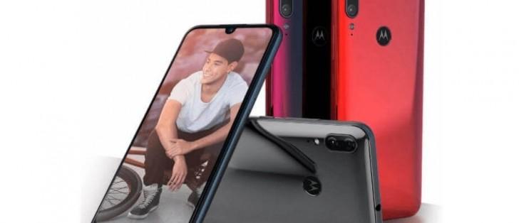 Motorola Moto E6 Plus press renders surface