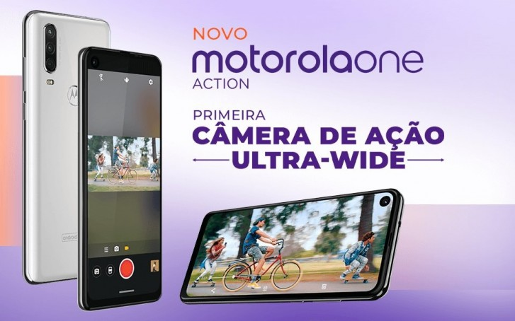 Motorola One Action likely coming on August 16