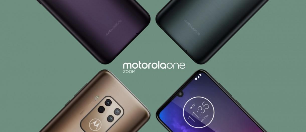 Resultado de imagen para Motorola One Zoom