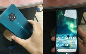 Nokia 7.2 surfaces in more hands-on photos