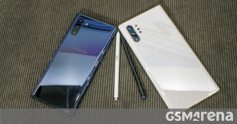 Samsung Galaxy Note10 and Note10+ coming to India on August 20 - GSMArena.com news - GSMArena.com thumbnail