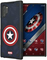 Marvel cases on the Galaxy Note10+: Captain America