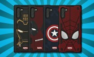 Samsung will release Marvel-themed smart covers for the Galaxy Note10 and Note10+