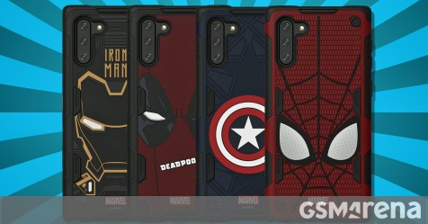 Samsung will release Marvel-themed smart covers for the Galaxy Note10 and Note10+ - GSMArena.com news - GSMArena.com thumbnail