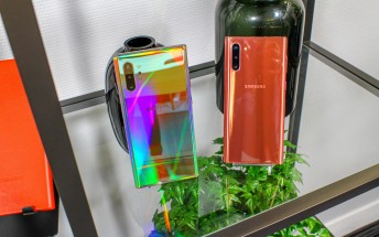 Samsung made its own Galaxy Note10 hands-on videos because why not