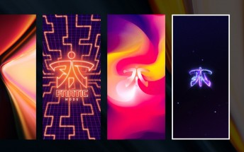 OnePlus Fnatic Easter egg unlocks three new stock wallpapers