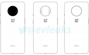 Future OnePlus device with round camera island gets pictured in leaked sketches