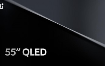 OnePlus TV will sport a 55