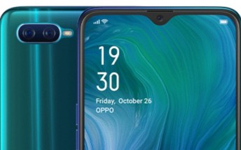 Oppo Reno A leaks, shows off its mid-range looks