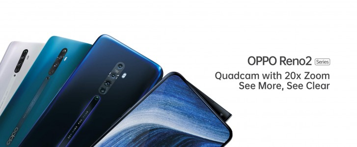 Oppo Reno2 5G gets 3C certification and appears in promo materials