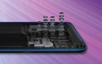 Oppo Reno2's quad camera is the focus of the first promo videos