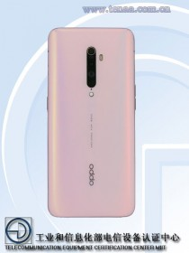 Oppo Reno2 in Pink