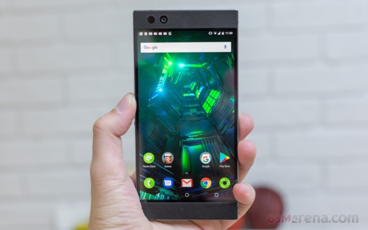 First-gen Razer Phone receives Android Pie update