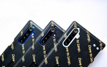 Realme 5 four-cam setup detailed