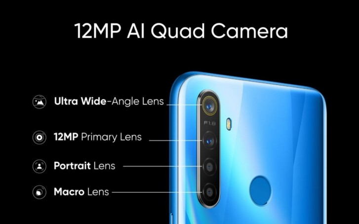 Realme 5, 5 Pro with quad cameras launched in India
