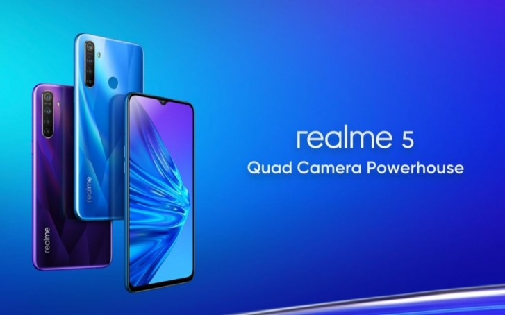 Realme 5 and Realme 5 Pro bring four cameras at an affordable price