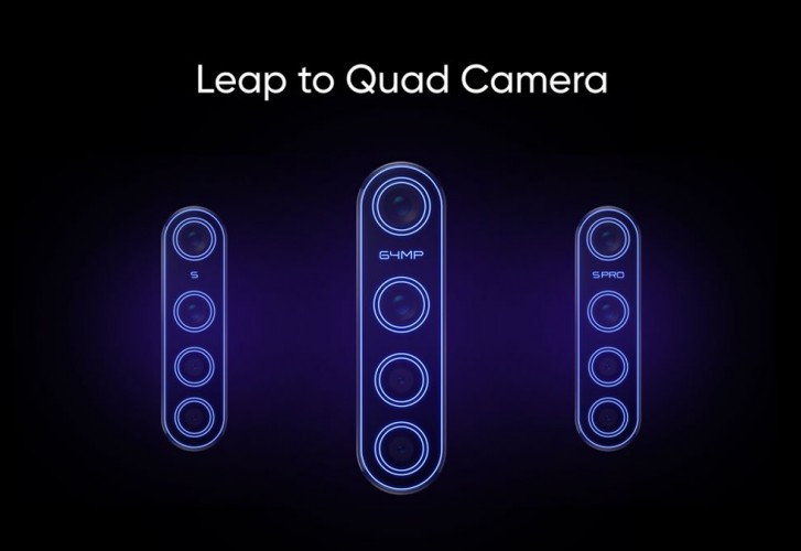 Realme will launch three quad camera phones by the end of October