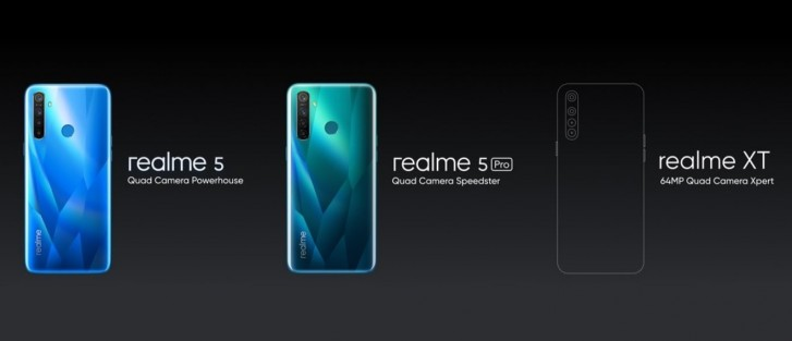 Realme confirms its 64 MP flagship is going to be called XT
