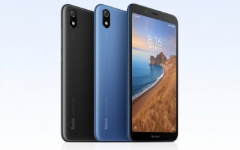 Redmi 7A is now available from offline stores in India, more expensive than online