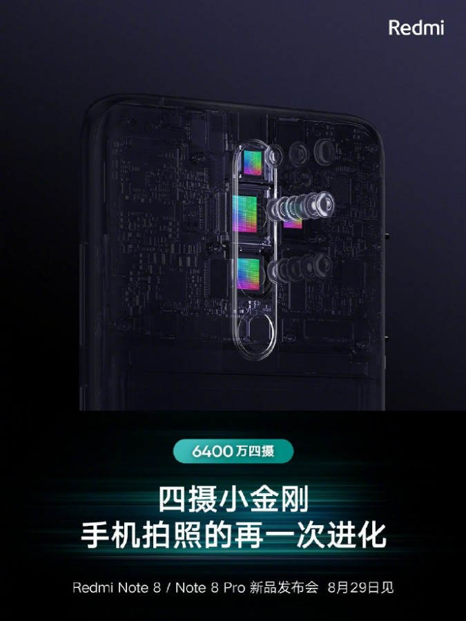 Redmi Note 8 Pro's liquid cooling confirmed as phone scores