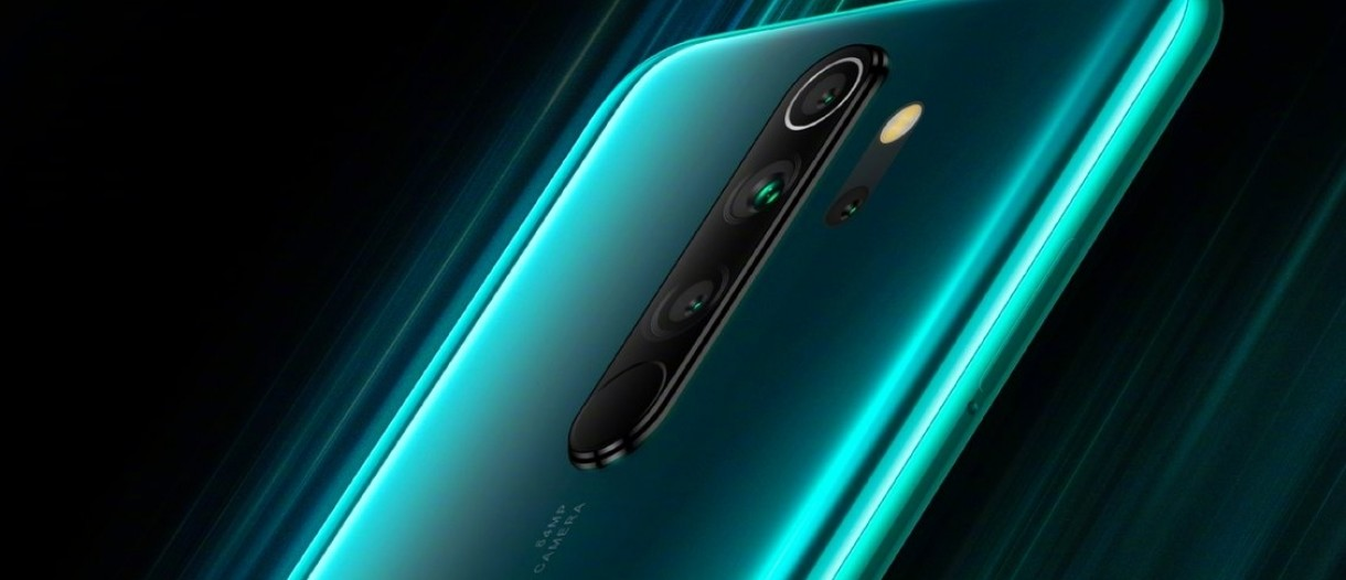 Redmi Note 8 Pro Is Officially The First Smartphone With A 64 Mp Camera Gsmarena Com News