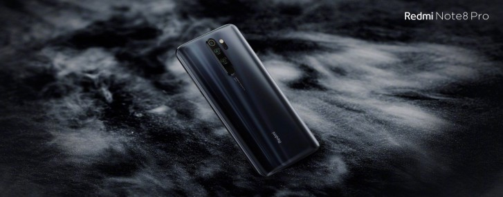 Redmi Note 8 Pro is officially the first smartphone with a 64 MP camera