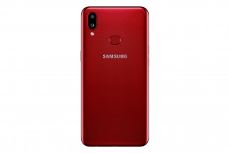 Galaxy A10s in Red