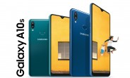 Samsung Galaxy A10s arrives in India