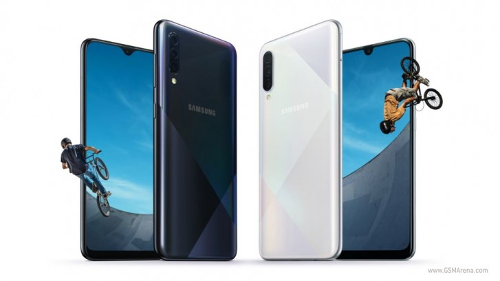 Samsung Galaxy A50s and A30s arrive with new cameras, prettier rear panels