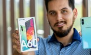 Samsung Galaxy A60 in for review, unboxing and key features