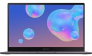 Samsung Galaxy Book S appears in press renders