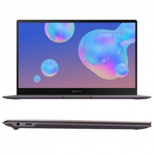 Samsung Galaxy Book S leaked render