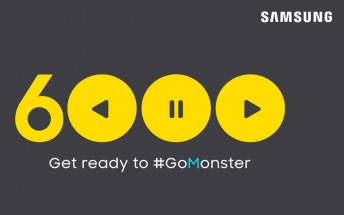 Samsung Galaxy M20s teased to pack 6,000 mAh battery