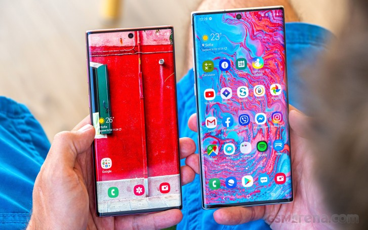 Samsung Galaxy Note10 in for review, unboxing and key features