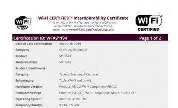 Wi-Fi Alliance and FCC listings