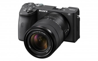 Sony launches Alpha 6600 and Alpha 6100 cameras