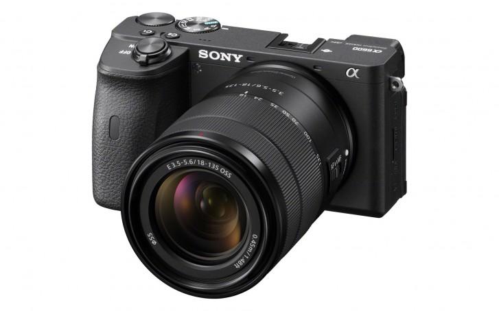 Sony lança câmeras Alpha 6600 e Alpha 6100